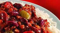 Красная фасоль. Рецепт мексиканской кухни и простой салат