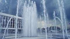 Краснодар: площадь театральная (история, значение и местоположение)