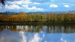 Красное озеро (кемерово): где находится и как доехать