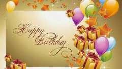 Краткое поздравление с днем рождения - отличный способ лаконично передать свои пожелания!