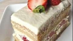 Крем для тортов в домашних условиях: разные варианты приготовления