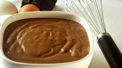 Крем «шарлотт»: рецепт приготовления вкусного шоколадного изделия