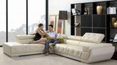 Критерии выбора мягкой мебели: размеры угловых диванов, материалы и механизмы трансформации