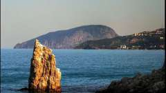 Крым, южный берег - рай на земле