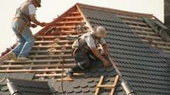 Крыша своими руками. Советы строителю