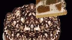 """""""Кучерявый ванька"""" - торт родом из детства"""