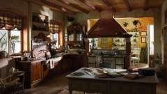Кухни в деревенском стиле становятся все популярнее