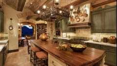 Кухня в итальянском стиле - модные тенденции