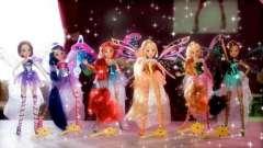 Кукла «винкс гармоникс» - отличный подарок любимой дочке