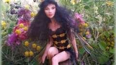 Куклы из полимерной глины - новое мировое увлечение