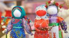 """Куклы """"неразлучники"""": изготовление своими руками, значение"""