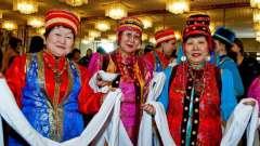 Культура, обычаи и традиции бурятского народа