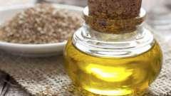 Кунжутное масло для лица. Кунжутное масло для лица: отзывы