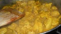 Курица в кефире (на сковороде). Рецепты