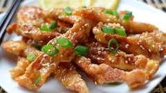 Куриное филе по-китайски: лучшие рецепты, особенности приготовления