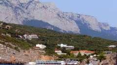 Курортные поселки крыма с развитой инфраструктурой. Отдых в поселке курортное, крым