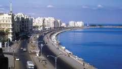 Курорты и города египта