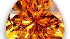 Лечебные и магические свойства камня цитрин