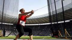 Легкая атлетика на олимпийских играх: прыжки с шестом, метание молота, эстафета, бег с барьерами