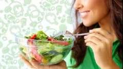 Легкие овощные диеты для похудения