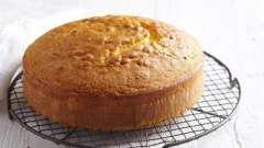 Легкий кекс: рецепт приготовления
