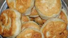 Ленивые беляши: пошаговый рецепт. Как делать быстрые беляши или ленивые пирожки