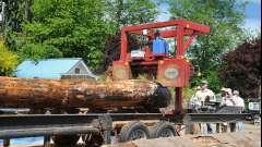 Ленточная пила по дереву - экономия и надежность