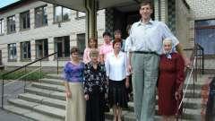 Леонид стадник - самый высокий человек в мире: рост, фото