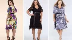 Летние платья для полных: учимся правильно выбирать