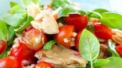 Летние салаты - кладезь витаминов на весь год!