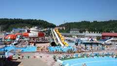 «Лето» - аквапарк в ольгинке: фото, цены и режим работы