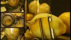 Лимончелло: рецепт приготовления итальянского ликера
