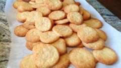 Лимонное печенье. 2 способа выпечки