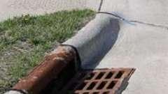 Ливневая канализация - устройство