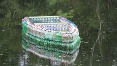 Лодка пластиковая для рыбалки. Можно ли сделать пластиковую лодку своими руками?