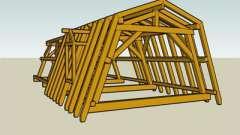 Ломаная мансардная крыша своими руками: полезные тонкости