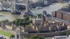 Лондонский тауэр - дворец ее величества