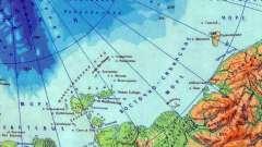 Лонга - пролив в северном ледовитом океане. Описание, особенности, фото