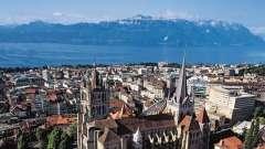 Лозанна (швейцария): достопримечательности и интересные места