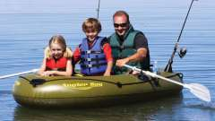 Лучшая лодка пвх: рейтинг производителей. Выбор надувной лодки