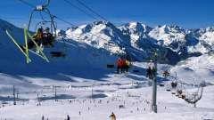 Лучшие горнолыжные курорты европы. Недорогие горнолыжные курорты европы