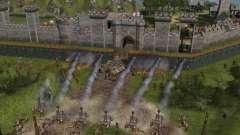 Лучшие стратегии про средневековье на пк