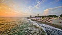 Лучший пляж батуми: описание, фото и отзывы. Пляжи батуми: список