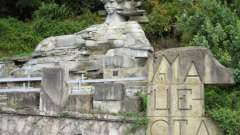 Мацеста - скульптурная композиция в сочи. История, фото, описание и адрес достопримечательности