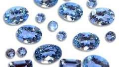 Магические камни. Аквамарин