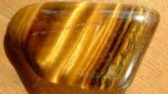 Магические камни: тигровый глаз