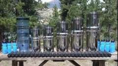Магистральные фильтры для очистки воды: основные виды и функциональность