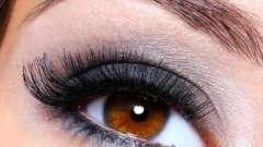 """Макияж для карих глаз """"смоки айс"""": цветовая палитра и этапы создания"""