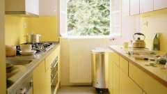 Маленькая кухня - как правильно организовать пространство