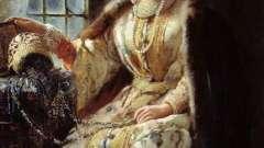 Мария темрюковна: биография второй жены ивана грозного